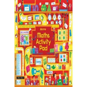 Maths Activity Pad