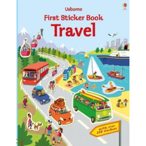 First Sticker Book Travel