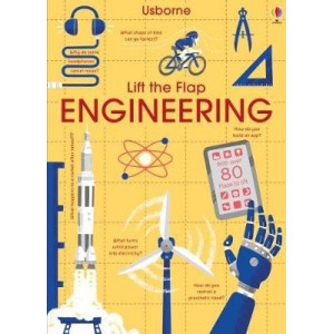 Lift the Flap Engineering (Board Book)