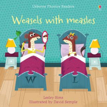 Weasels with Measles