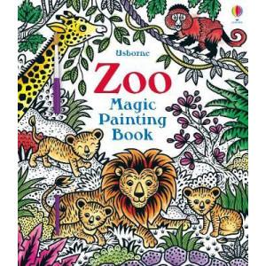 Magic Painting Zoo