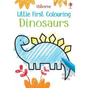Little First Colouring Dinosaurs