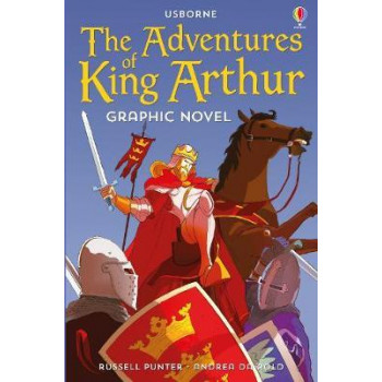 Adventures of King Arthur Graphic Novel