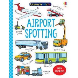 Mini Books Airport Spotting