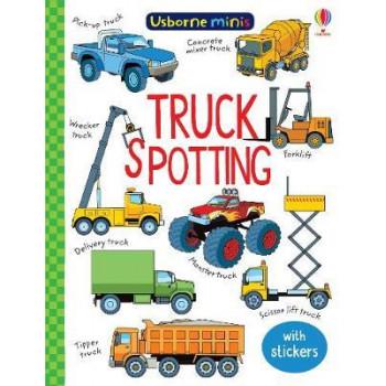 Mini Books Truck Spotting