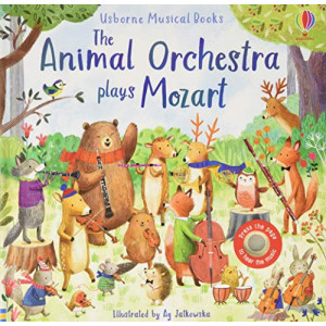 Animal Orchestra Plays Mozart, The