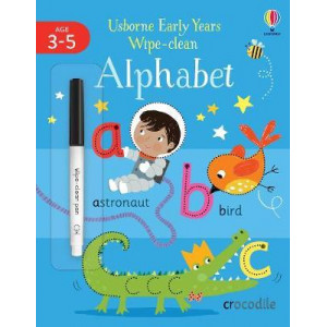 Early Years Wipe-Clean Alphabet