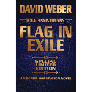 Flag in Exile Leatherbound Limited Ed