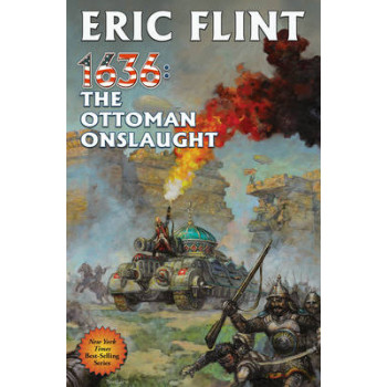 1636: Ottoman Onslaught, The (Ring of Fire #21)