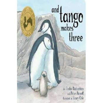 And Tango Makes Three: Book & CD