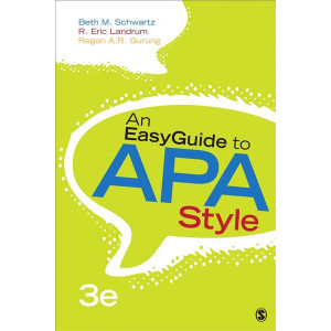 Easyguide to APA Style, An