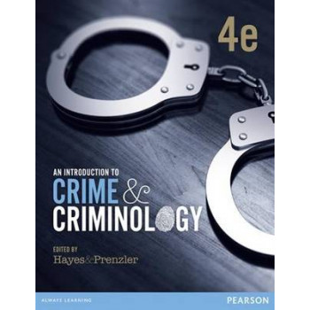 Introduction to Crime and Criminology
