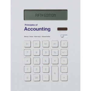 Principles of Accounting 5E