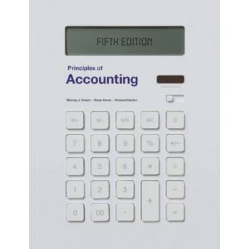 Principles of Accounting 5E