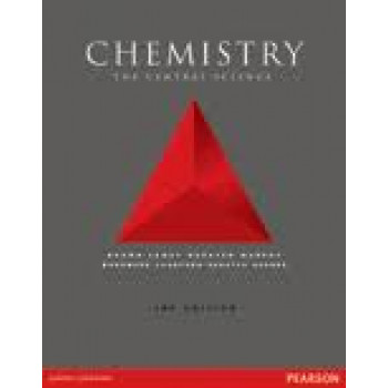 PACK: Chemistry: The Central Science 3E (Pack: Book + MasteringChemistry)