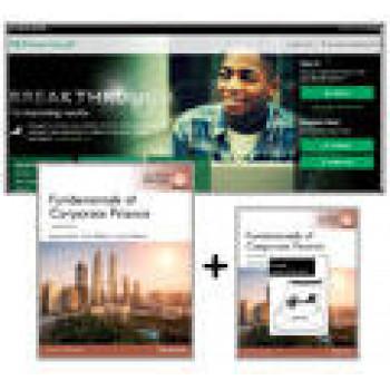 Fundamentals of Corporate Finance, Global Edition 3e + MyFinanceLab + eText