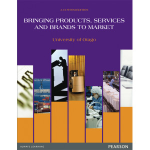 Bringing Products Services & Brands To Market