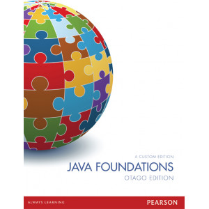 Java Foundations 3E (Custom Publication)
