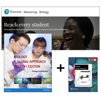 CELS191 Edition - Biology: A Global Approach (2e of Global 11th e)