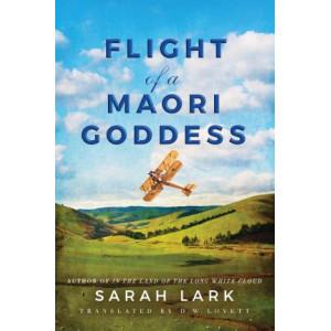 Flight of a Maori Goddess