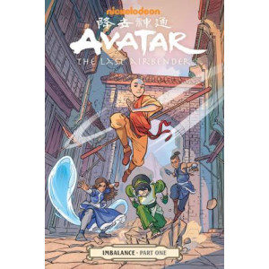 Avatar: The Last Airbender - Imbalance Part One