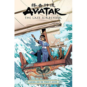 Avatar  Last Airbender--Katara and the Pirate's Silver