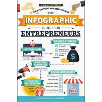 Infographic Guide for Entrepreneurs: A Visual Reference for Everything You Need to Know