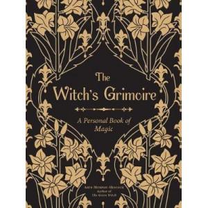 Grimoire: A Personal-& Magical-Record of Spells, Rituals, & Divinations