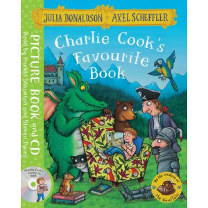 Charlie Cook's Favourite Book: Book and CD Pack