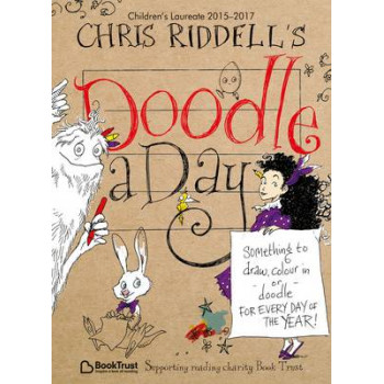 Chris Riddell's Doodle-A-Day