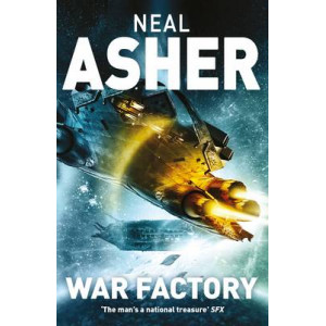 War Factory: Transformation: Book Two