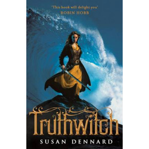 Witchlands Series #1: Truthwitch