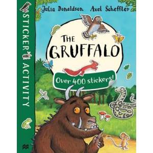 Gruffalo Sticker Book