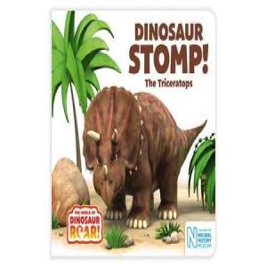 Dinosaur Stomp! The Triceratops