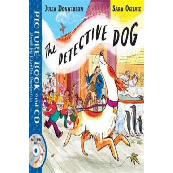 Detective Dog - Book and CD