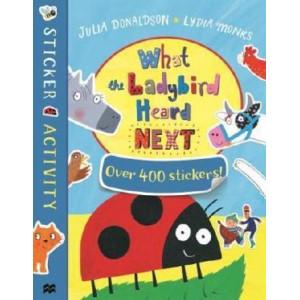 What the Ladybird Heard Next Sticker Book