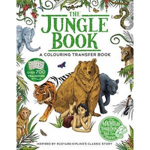 Jungle Book: A Colouring Transfer Book