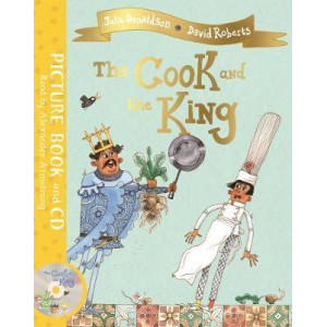 Cook and the King: Book and CD Pack, The
