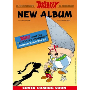 Asterix: Asterix and the Chieftain's Daughter: Album 38