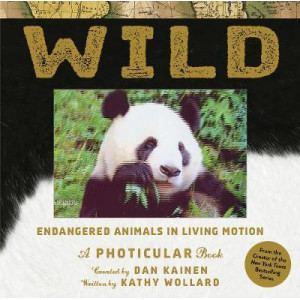 Wild: A Photicular Book