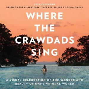 2022 Calendar Where the Crawdads Sing
