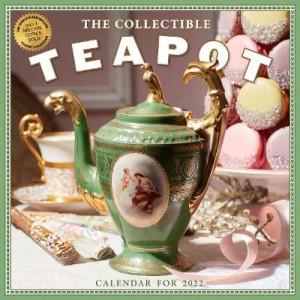 2022 Calendar Collectible Teapot