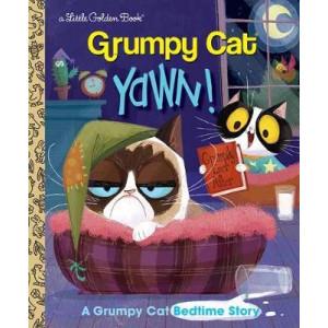 Yawn!: A Grumpy Cat Bedtime Story