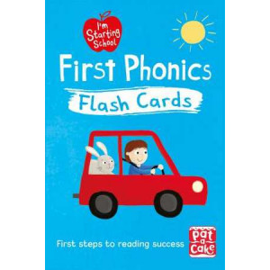 First Phonics Flash Cards: Essential Flash Cards for All English Phonics Sounds