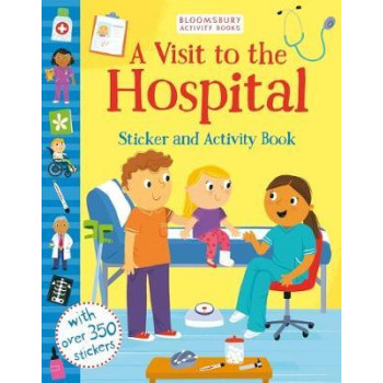 Visit to the Hospital Activity and Sticker Book, A