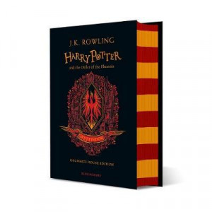 Harry Potter and the Order of the Phoenix - Gryffindor House Edition