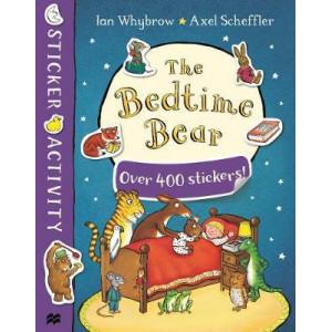 Bedtime Bear Sticker Book, The