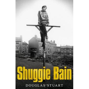 Shuggie Bain PAPERBACK 2020 BOOKER PRIZE WINNER