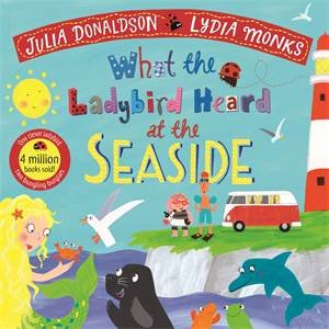 What the Ladybird Heard at the Seaside: Book and CD Pack