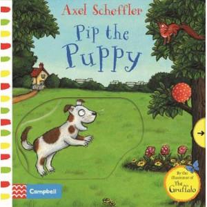 Axel Scheffler Pip the Puppy